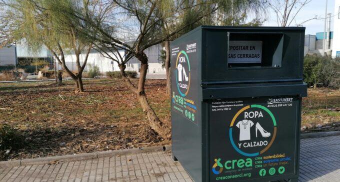 Villena ubicará contenedores para la  recogida de residuos textiles