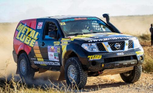 5 de 45 Metalube Rally Raid participará en el Rally Baja TT Dehesa de Extremadura