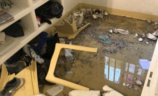 Denuncian incendios y destrozos en celdas de aislamiento en la prisión de Villena