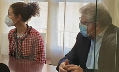 Los responsables de los centros de salud de Villena durante el confinamiento, pregoneros de Navidad de 2020