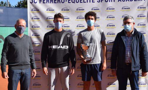  Pol Martin Tiffon campeón del 1º ITF Men´s 15000$ de Villena