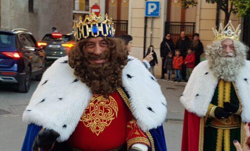 Retransmitirán en directo la llegada de los Reyes Magos a Villena