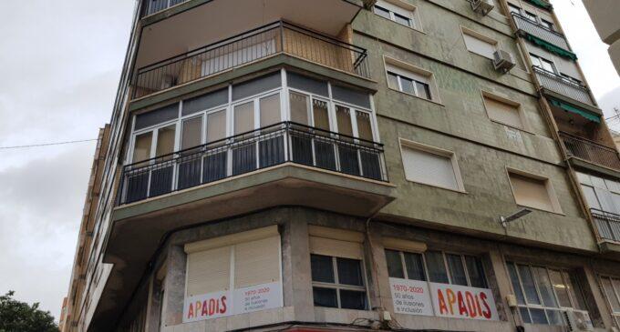 APADIS proyecta convertir en una mini residencia las oficinas de Luciano López Ferrer