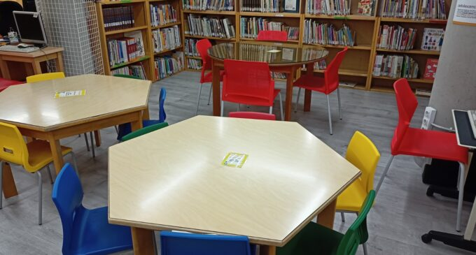 La Biblioteca Miguel Hernández abrirá el servicio de préstamo con cita previa