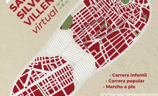 San Silvestre Villenera virtual