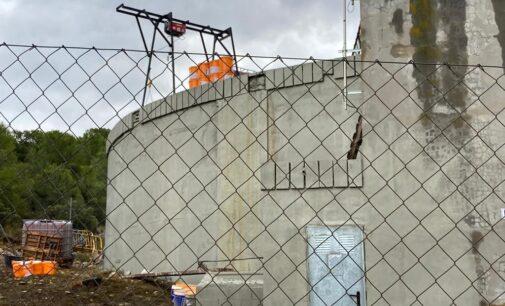 Biar repara la grieta del depósito de agua con una inversión de 48.000 euros