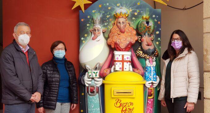 El Cartero Real de Biar pide a los niños que le ayuden a salvar la Navidad