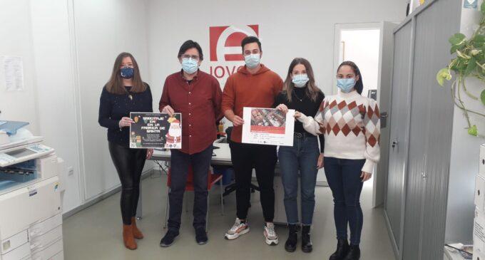 El Espacio Joven organizan un Scape Room y una recogida de alimentos para Cruz Roja