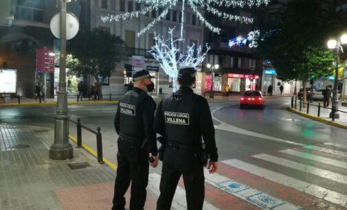 Villena reforzará la vigilancia en Nochevieja