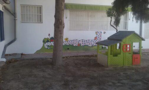 Educación renueva material de la Escuela Infantil Municipal para reducir riesgos de contagio Covid-19