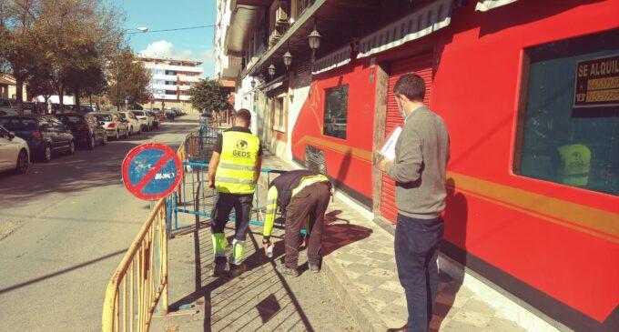 Iberdrola  inicia las obras de cableado subterráneo entre centros de transformación