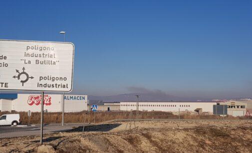 Villena  ensaya su gran parque empresarial en el polígono La Bulilla