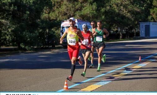 Alberto López Barceló, tercero en el autonómico de 10 KM