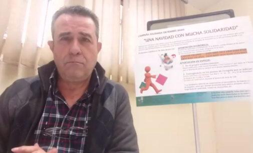 La Junta Mayor de Cofradías inicia  una campaña  de recogida productos no perecederos para Cáritas y Cruz Roja