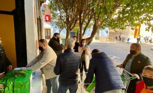 La Junta Central de Fiestas concluye este fin de semana la campaña de recogida de alimentos