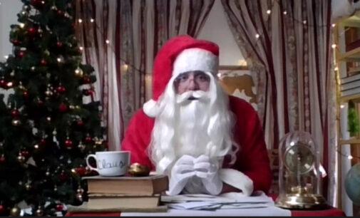Actividades para niños, yincana  y video llamadas con Papá Noel son las propuestas para esta Navidad