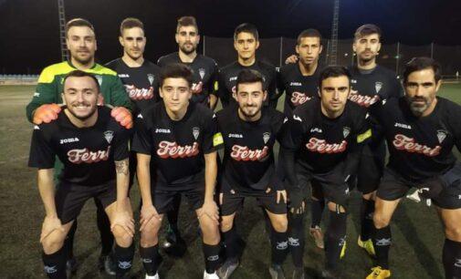 Nueva victoria a domicilio del Villena CF 0-3