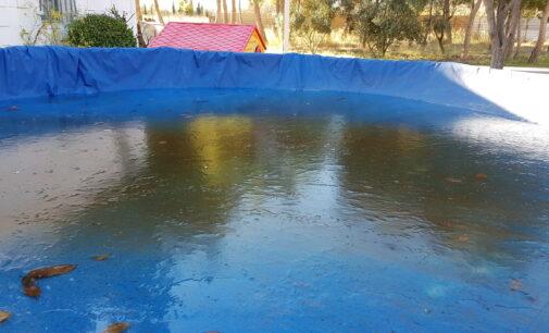 Villena registra -6 grados en La Laguna