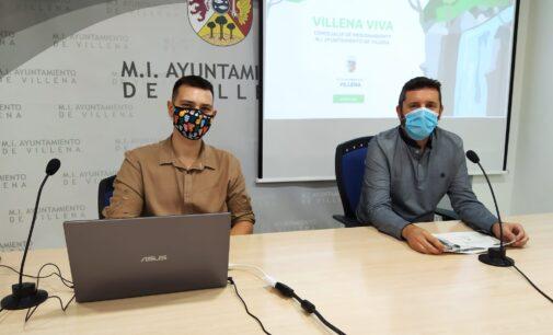 Villena Viva trae hábitos saludables para disfrutar en familia este año 2021