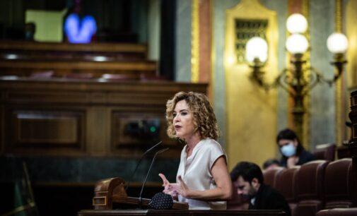 """Martín denuncia en el Congreso """"la situación insostenible de los funcionarios y la población reclusa en Villena"""""""