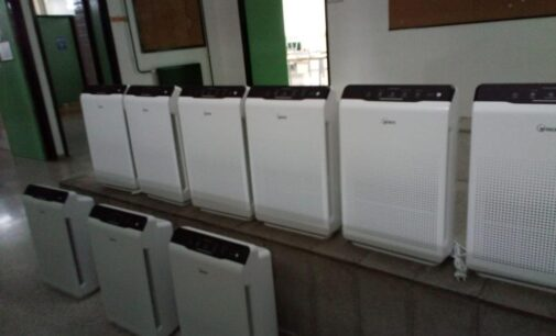 El Ayuntamiento de Biar dota al colegio y la escuela infantil de purificadores