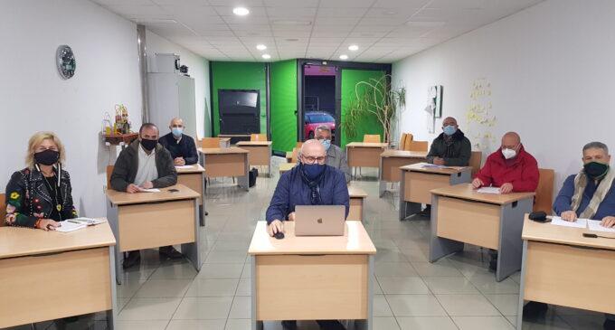 El Foro Económico y Social de Villena apoya el trabajo de la Plataforma Empresarial Nodo Levante Interior
