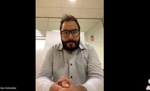 El PP lamenta la actitud del portavoz del PSOE, Javier Martínez, y deja de considerarle un interlocutor válido