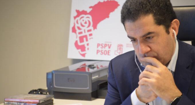 El grupo socialista solicita la ampliación, en 2021, del periodo de pago voluntario de tributos por la pandemia
