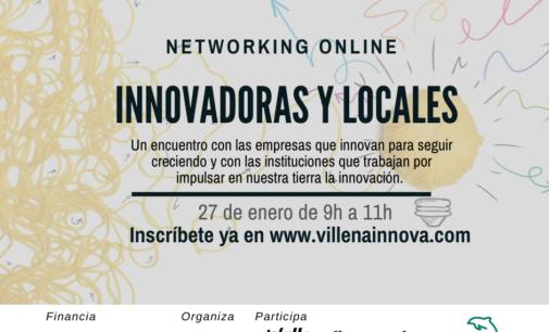 La Concejalía de Desarrollo convoca a empresarios de Villena a un foro virtual sobre innovación