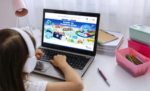 La formación medioambiental, eje de la 19ª edición del Concurso Digital Infantil de Aqualia