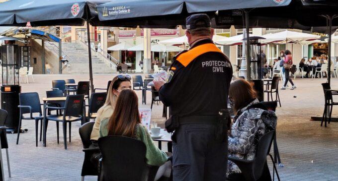 """Convocan un """"funeral"""" por la hostelería frente al Ayuntamiento de Elda"""