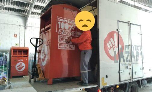 El Grupo Martes tendrá que esperar dos años para optar a la licitación del servicio de contenedores de residuos textiles