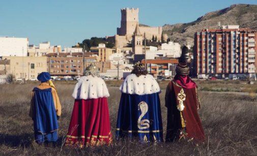 Retransmitirán en Villena la llegada de los Reyes Magos por redes sociales