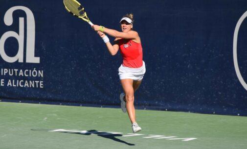 Laura Pigossi es la campeona del segundo torneo internacional del año en Equelite