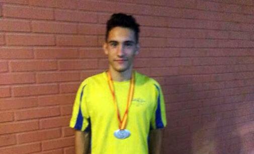 Buenos resultados de los atletas de Villena en el sub-23 de pista cubierta