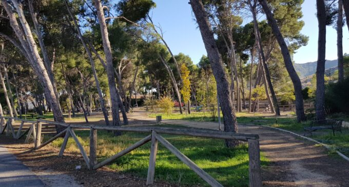 Villena pide una ayuda de 323.000 €  para renovar la red de riegos de parques y jardines