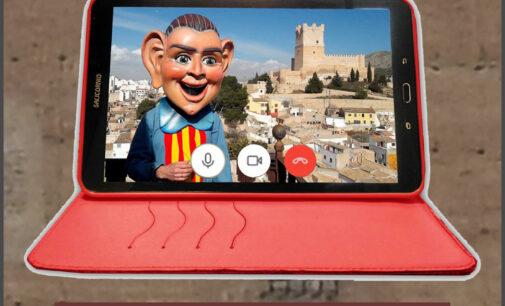 El Salicornio celebrará de manera virtual el 496 aniversario del título de Ciudad de Villena