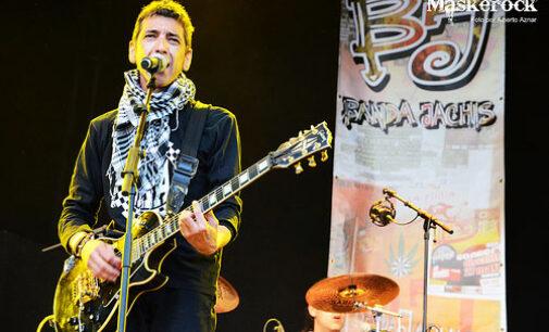 El villenense Javi Chispes, nuevo guitarrista de Reincidentes