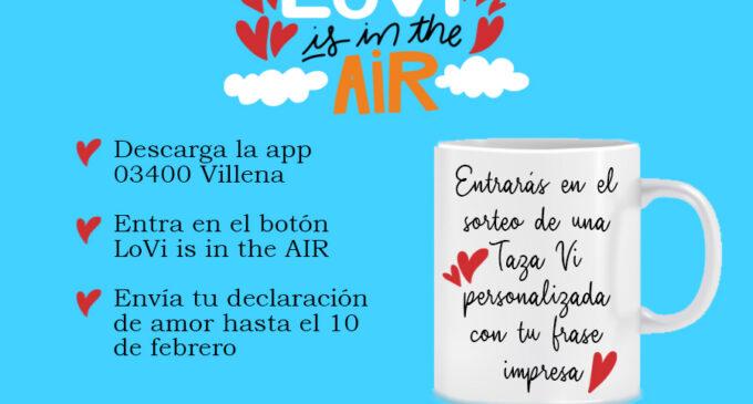 Comercios y Servicios Vi comparte declaraciones de amor para celebrar San Valentín