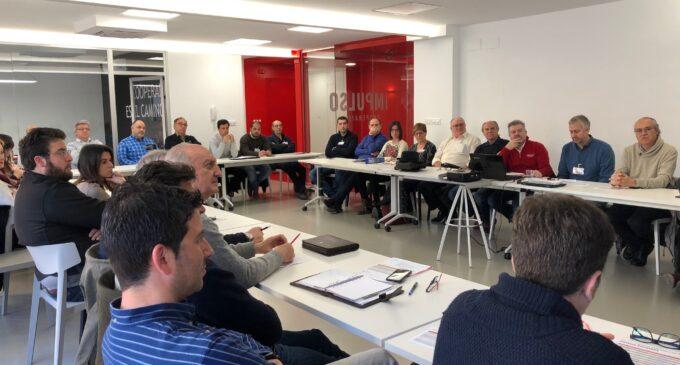 La Plataforma Empresarial Nodo Levante Interior supera las 300 adhesiones