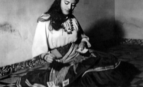 1955 Maruja López, la primera Regidora