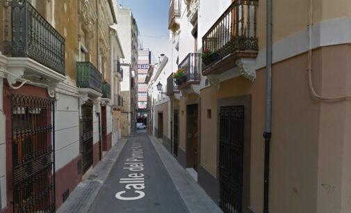 Villena cambiará el sentido de circulación de la calle Párroco Azorín a partir del 26 de febrero