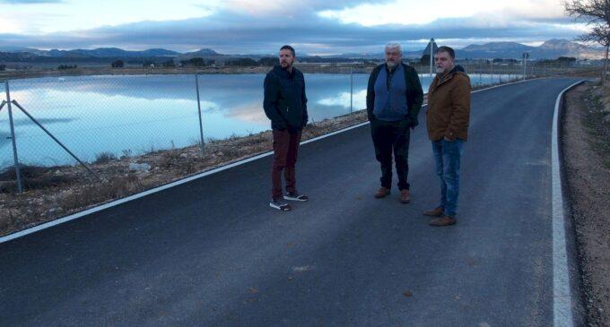 El Ayuntamiento de Villena solicita 55.000 €  de subvención para la reparación de caminos