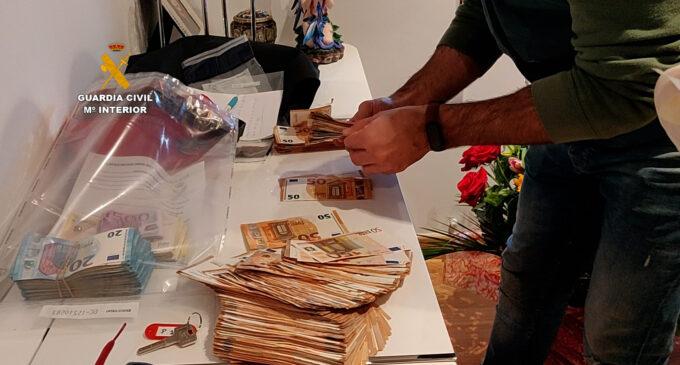 La Guardia Civil destapa una estafa piramidal de más de 4 millones de euros