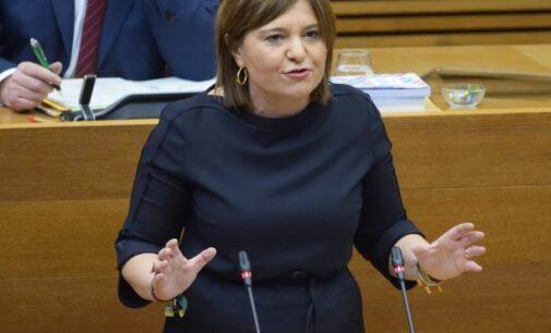 Isabel Bonig apoya la implantación del 'Puerto Seco' en Villena