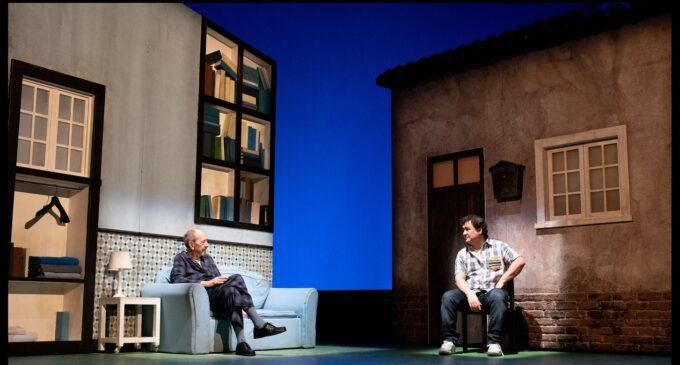 """El Teatro Chapí retoma su programación con la función """"Los asquerosos"""""""