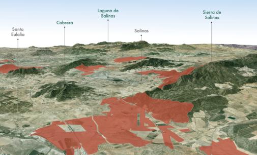 """Iniesta asegura que es """"inviable"""" la ubicación en Villena de 17 plantas fotovoltáicas"""