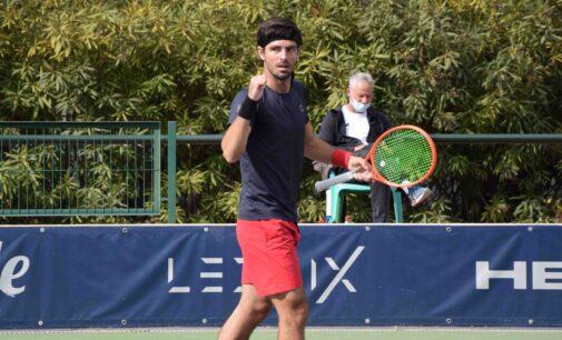 Gastão Elias es el campeón del primer torneo internacional del año en Equelite
