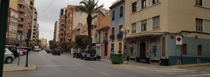 Villena proyecta habilitar zonas exclusivas para terrazas en la avenida Constitución