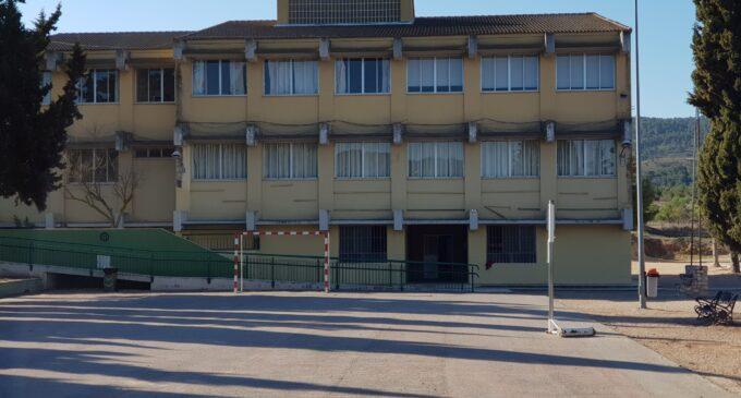 Cuenta atrás para el inicio de las obras del colegio de Primaria de Biar